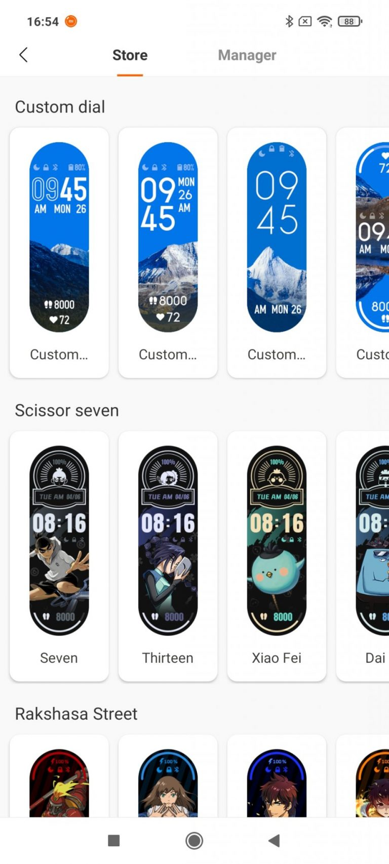 Xiaomi Mi Smart Band 6 aktivitásmérő teszt 19