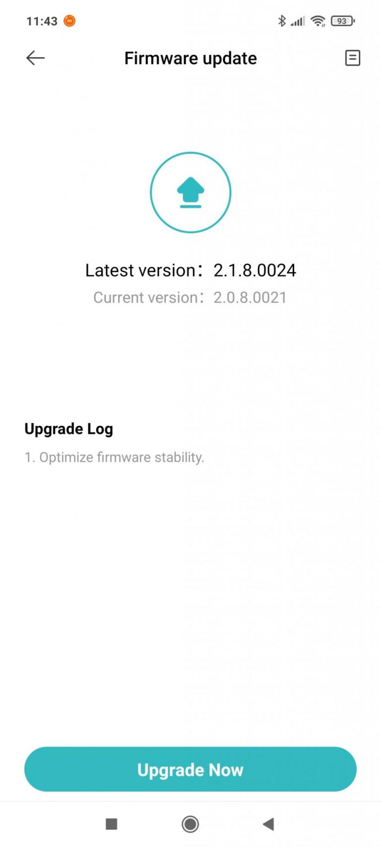 Xiaomi Mijia asztali légtisztító teszt 17