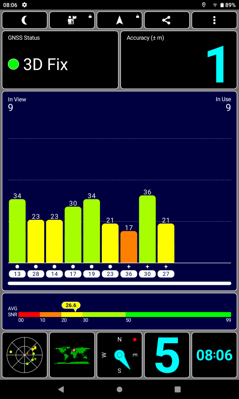 Alldocube iPlay 40 tablet teszt 18