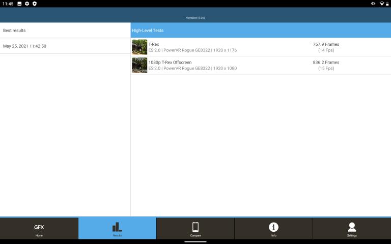 Blackview Tab 8 tablet teszt 18
