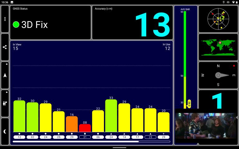 Blackview Tab 8 tablet teszt 28
