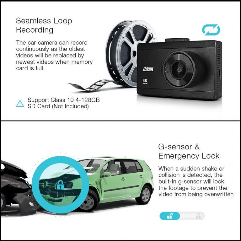 iMars kamerát az autókba 8