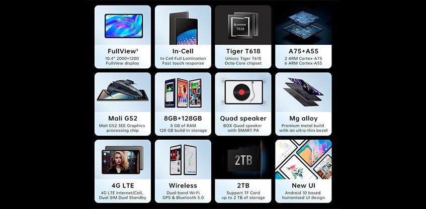 Alldocube iPlay 40 tablet teszt 30