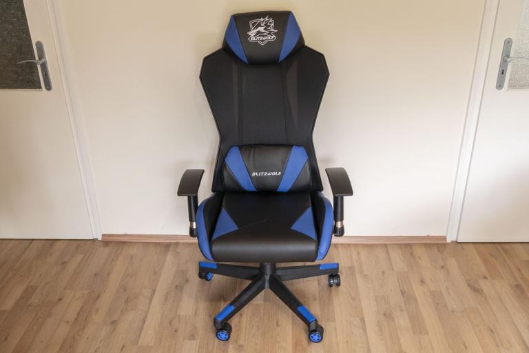 BlitzWolf BW-GC6 gamer szék teszt 2