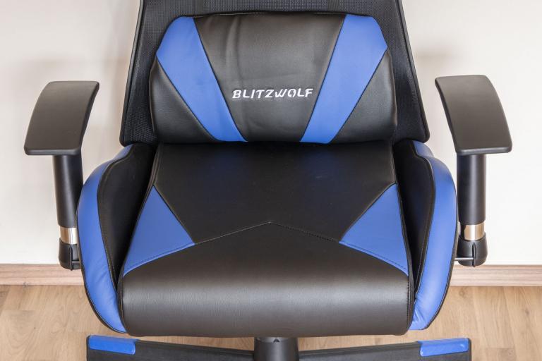 BlitzWolf BW-GC6 gamer szék teszt 4