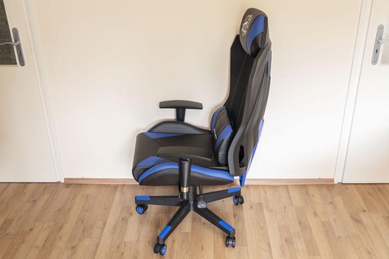 BlitzWolf BW-GC6 gamer szék teszt 6