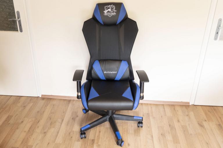BlitzWolf BW-GC6 gamer szék teszt 8