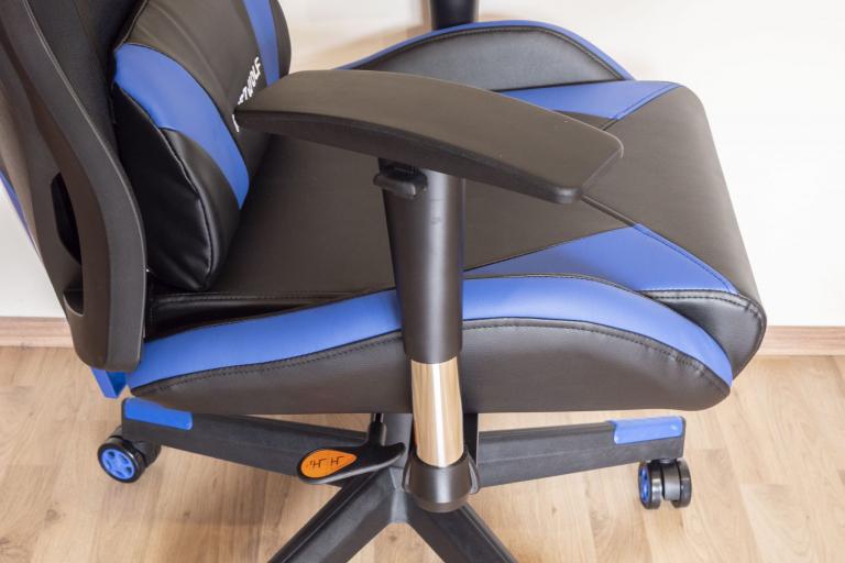 BlitzWolf BW-GC6 gamer szék teszt 11