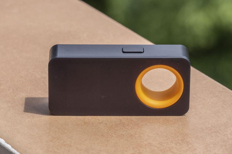 HOTO lézeres okos távolságmérő teszt 9