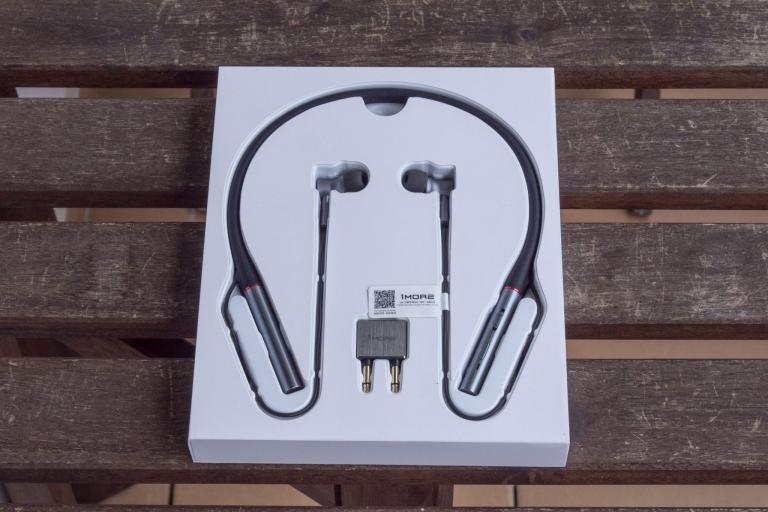 1MORE Dual Driver ANC-s fülhallgató teszt 7