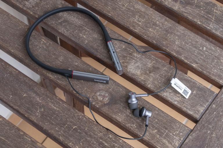 1MORE Dual Driver ANC-s fülhallgató teszt 8