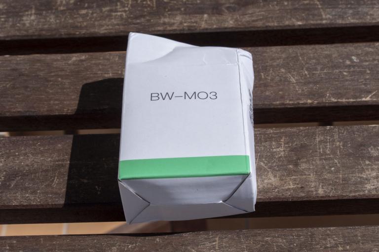 BlitzWolf BW-MO3 egér teszt 2