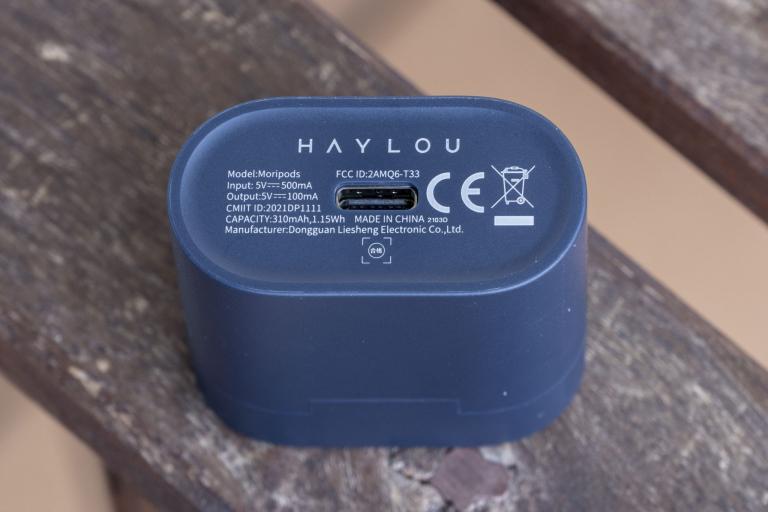 Haylou Moripods TWS fülhallgató teszt 5