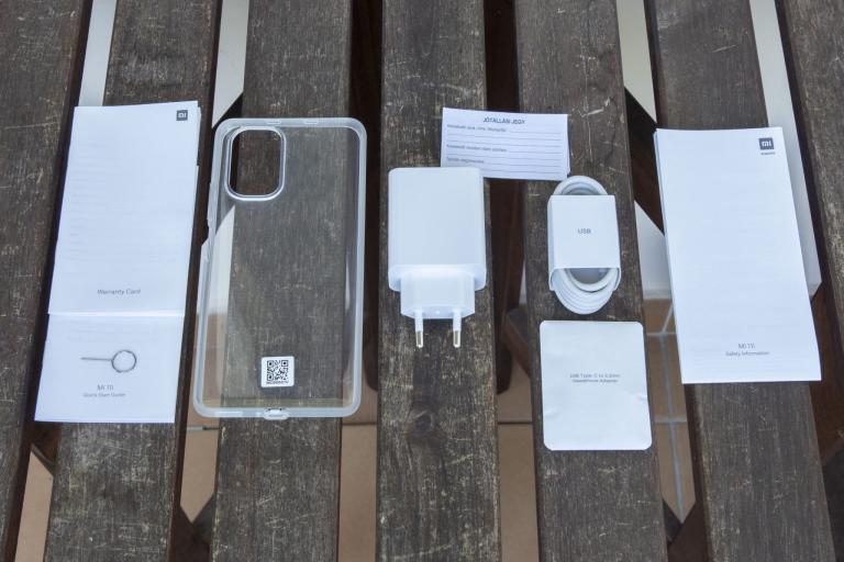 Xiaomi Mi 11i okostelefon teszt 3