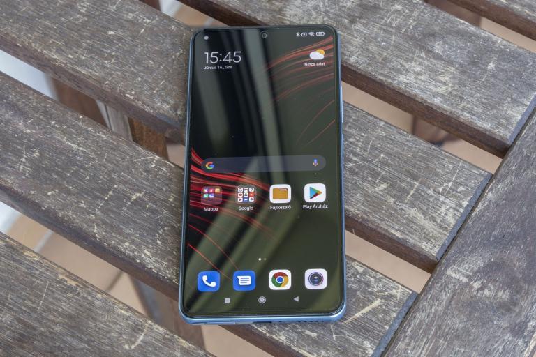 Xiaomi Mi 11i okostelefon teszt 14