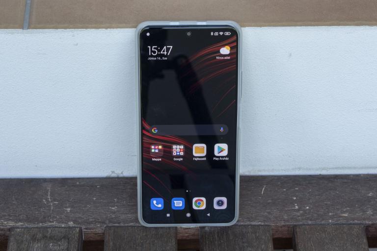 Xiaomi Mi 11i okostelefon teszt 18