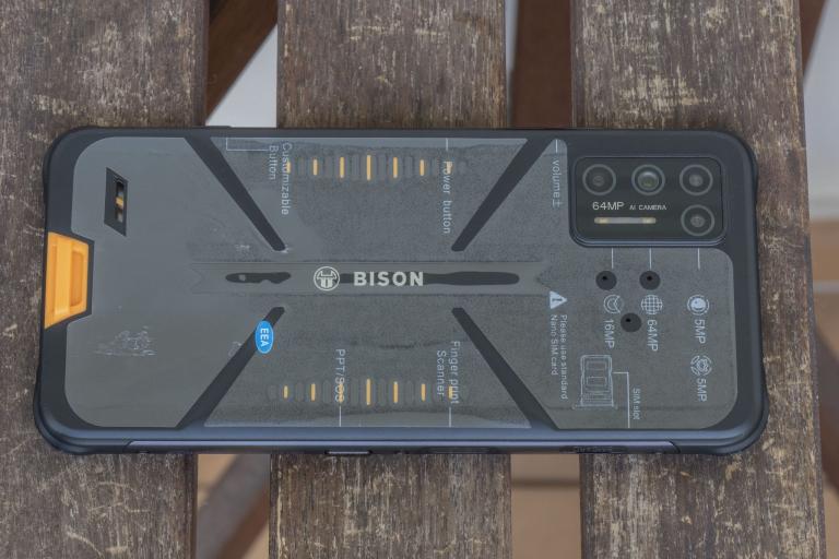 Umidigi Bison GT strapatelefon teszt 5