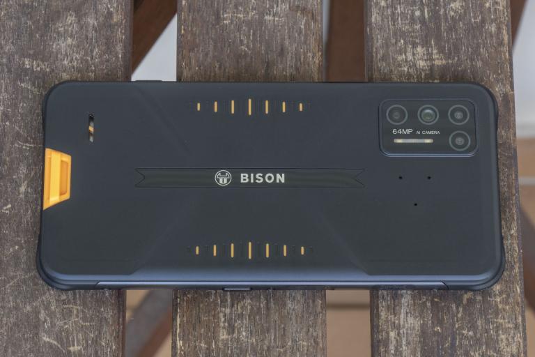 Umidigi Bison GT strapatelefon teszt 6