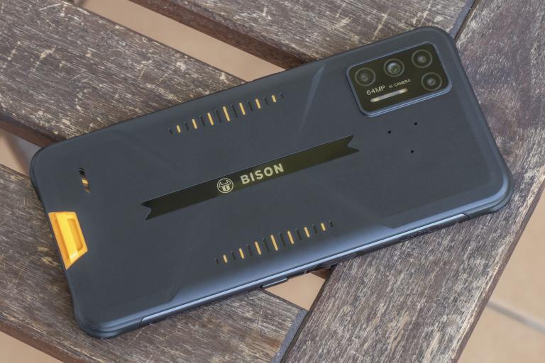 Umidigi Bison GT strapatelefon teszt 7