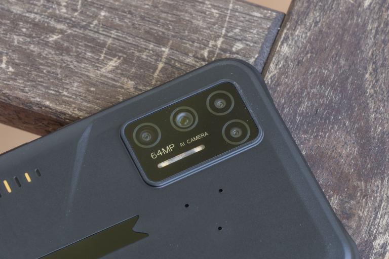 Umidigi Bison GT strapatelefon teszt 8