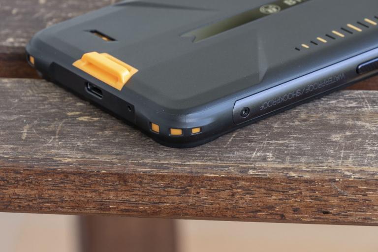 Umidigi Bison GT strapatelefon teszt 9