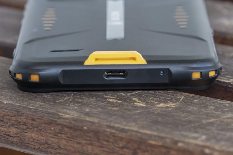 Umidigi Bison GT strapatelefon teszt 13