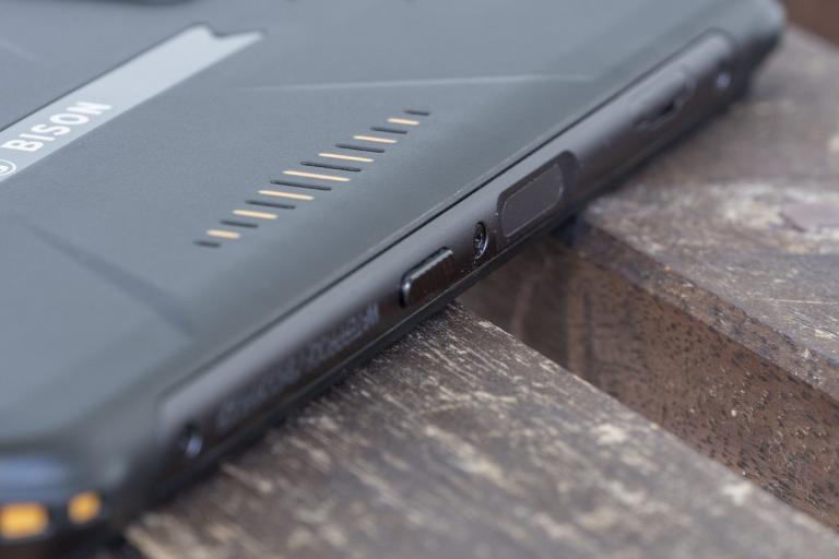 Umidigi Bison GT strapatelefon teszt 14