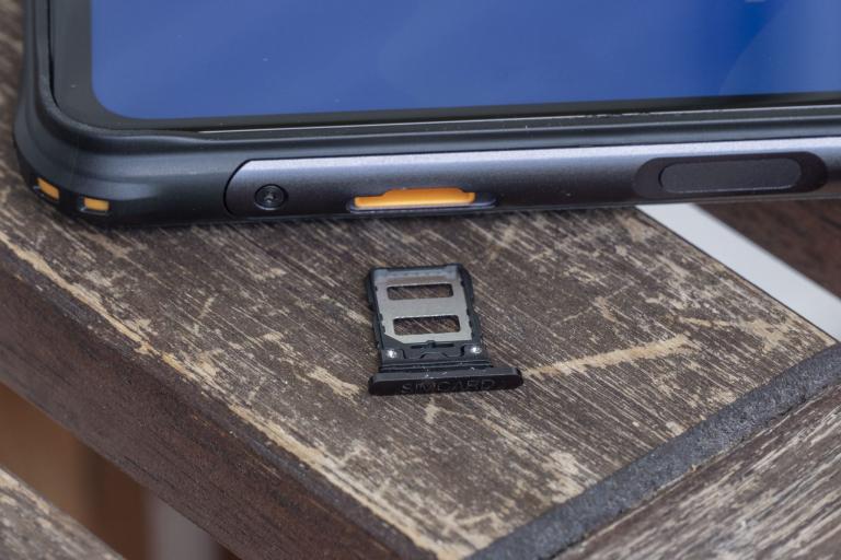 Umidigi Bison GT strapatelefon teszt 15