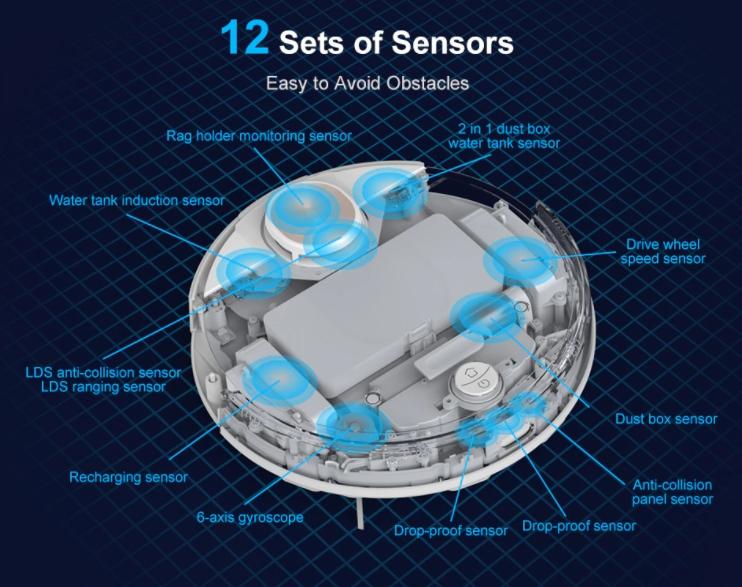 Továbbfejlesztették a Viomi SE robotporszívót 5