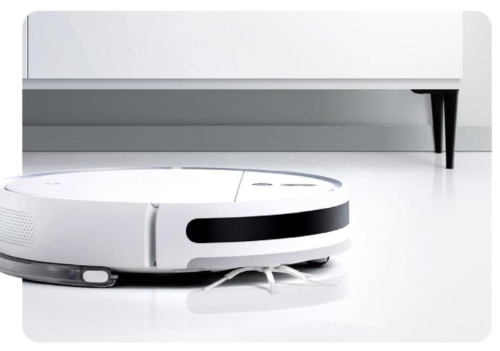 Modellfrissítést kapott a Xiaomi Vacuum-Mop robotporszívó 7