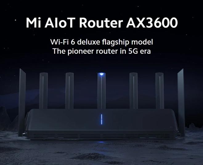 Már megfizethető a Xiaomi AX3600-as AIoT routere 2