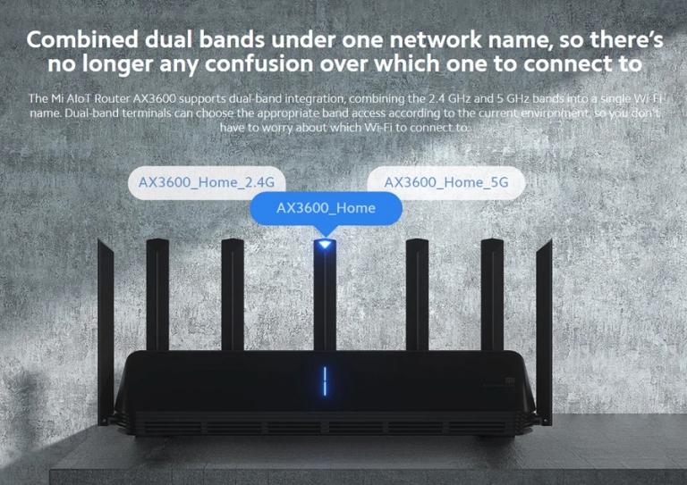 Már megfizethető a Xiaomi AX3600-as AIoT routere 6