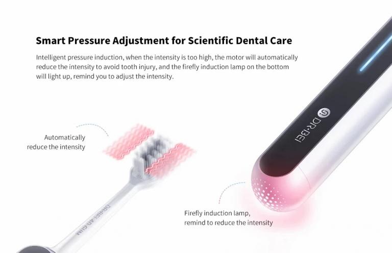 Megint elérhető a féláras DR.BEI S7 fogkefe 8