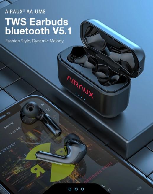 Már előrendelhető a legújabb AirAux füles a Banggoodról 2