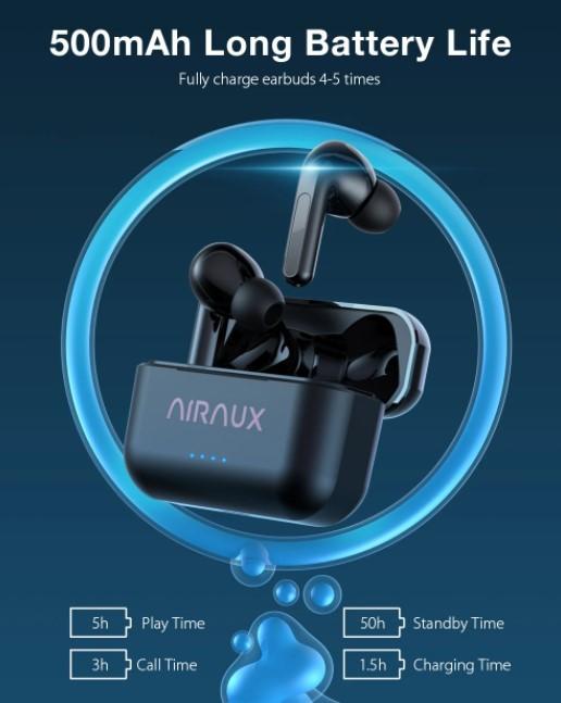 Már előrendelhető a legújabb AirAux füles a Banggoodról 6