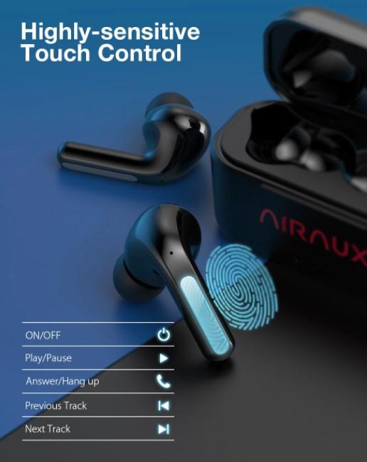 Már előrendelhető a legújabb AirAux füles a Banggoodról 9