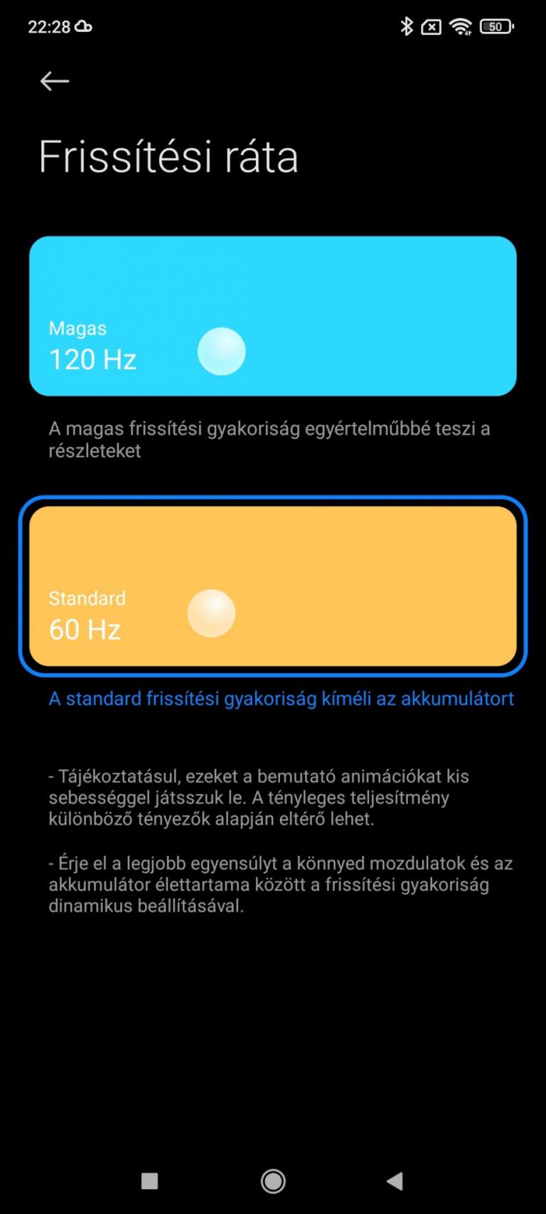 Xiaomi Mi 11i okostelefon teszt 21