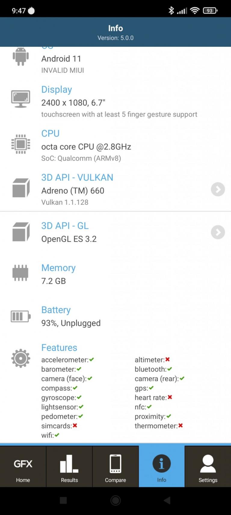 Xiaomi Mi 11i okostelefon teszt 31