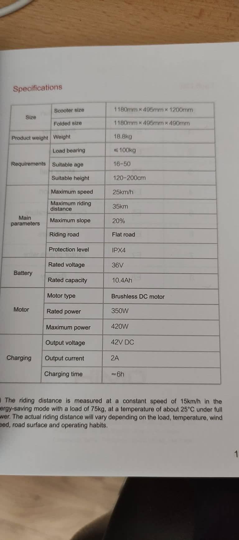 Himo L2 elektromos roller teszt 25