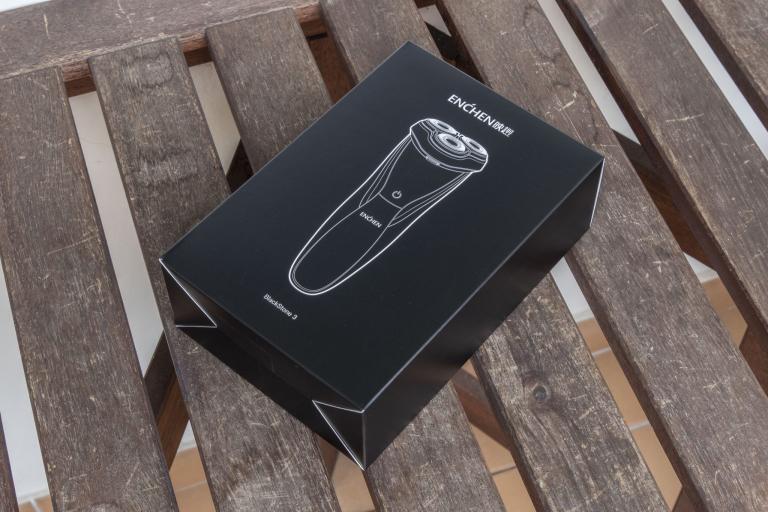 Enchen Blackstone 3 Pro körkéses borotva teszt 3