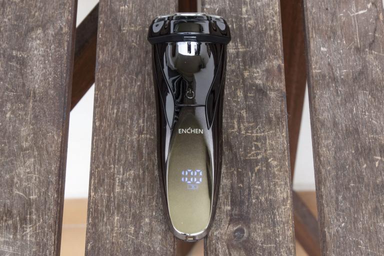 Enchen Blackstone 3 Pro körkéses borotva teszt 6