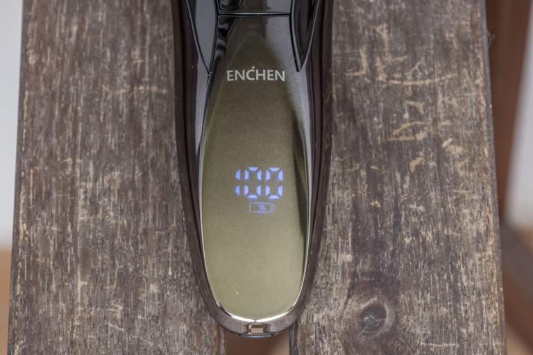 Enchen Blackstone 3 Pro körkéses borotva teszt 7