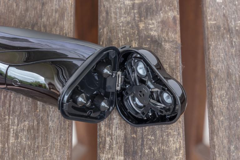 Enchen Blackstone 3 Pro körkéses borotva teszt 9