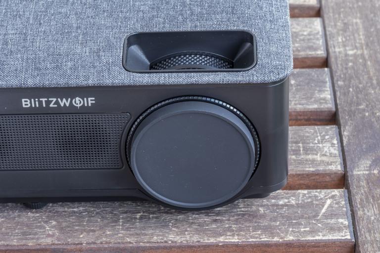 BlitzWolf BW-VP10 projektor teszt 4