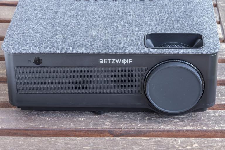 BlitzWolf BW-VP10 projektor teszt 5