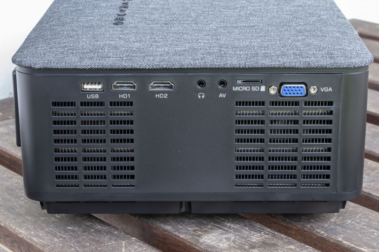 BlitzWolf BW-VP10 projektor teszt 9