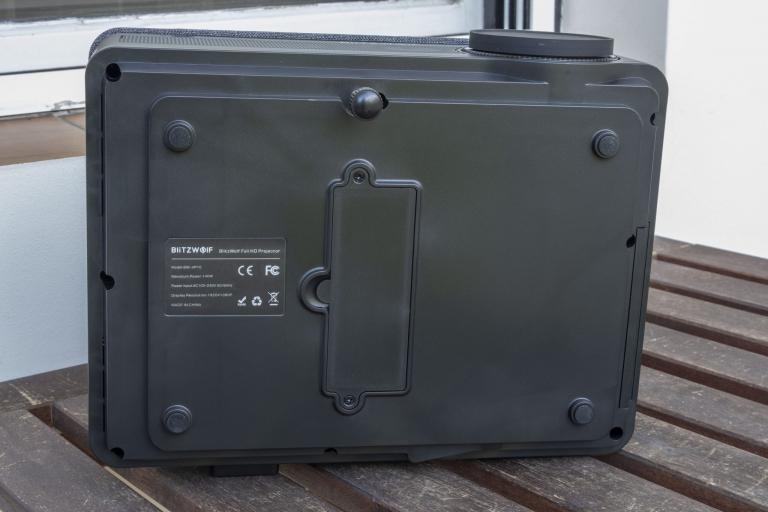 BlitzWolf BW-VP10 projektor teszt 10