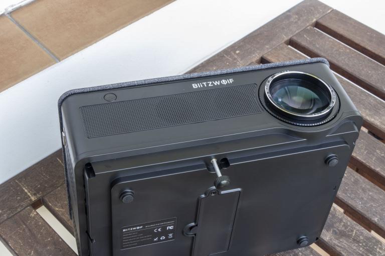 BlitzWolf BW-VP10 projektor teszt 11