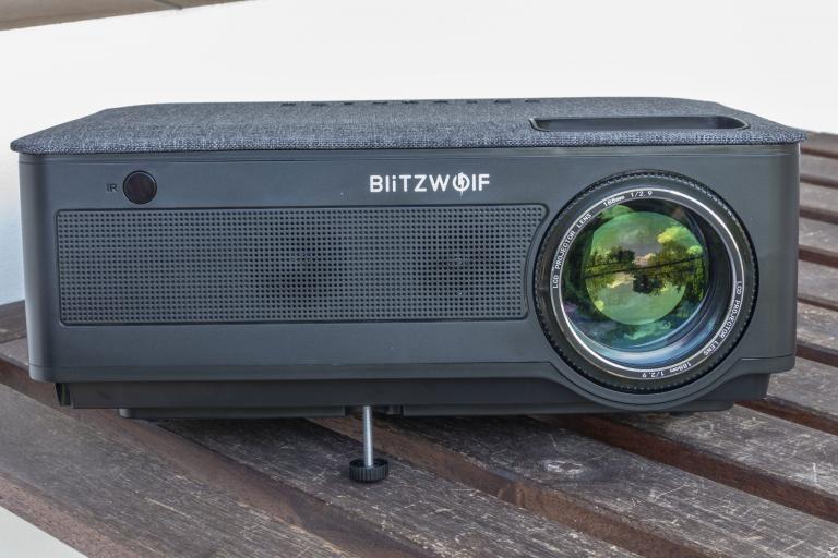 BlitzWolf BW-VP10 projektor teszt 13
