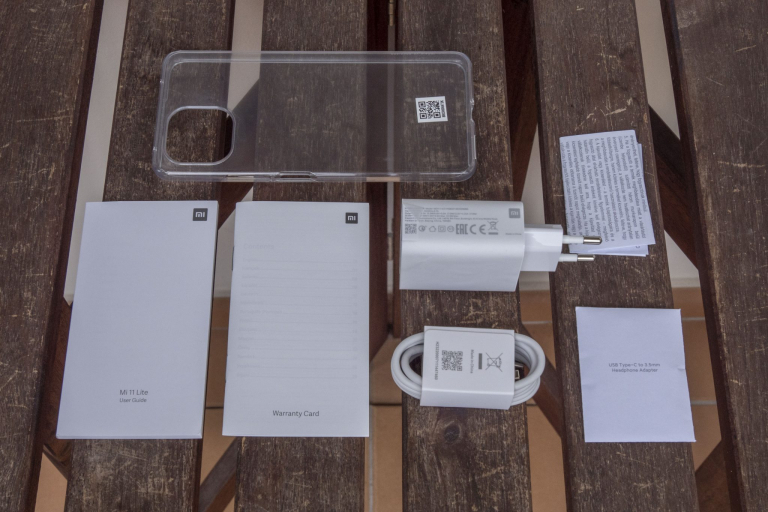 Xiaomi Mi 11 Lite okostelefon teszt 3
